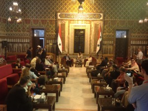 The People's Council of Syria (Parliament)
