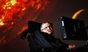 Hawking's boycott 'threatens to open a floodgate with more and more scientists coming to regard Israel as a pariah state'. Photograph: PA