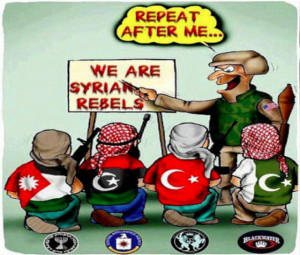 """Syrian"" ""Opposition"" -- Neither-Nor"