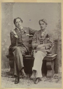 Oscar and Bosie in 1893