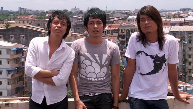 novem htoo & Extant myanmar band - YouTube