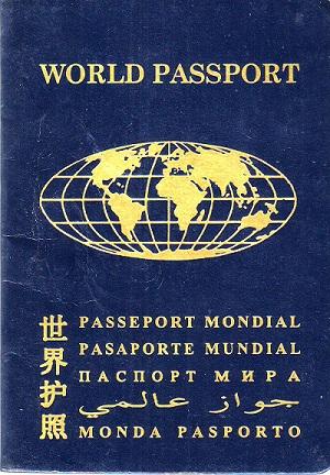 Transcend Media Service A World Citizen Passport And Edward