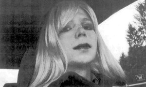 Chelsea Manning. Photograph: AFP/Getty Images