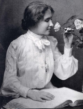 Helen keller research