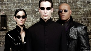 Trinity, Neo and Morpheus from the movie The Matrix. Photo Credits: hdw.eweb4.com