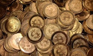 Norwegian man discovers $27 bitcoin investment now worth more than enough to buy an apartment. Photograph: George Frey/Getty Images