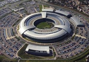 Government Communications Headquarters (GCHQ) headquarters in Cheltenham, UK. Photo: Defence Images. Used under Creative Commons license