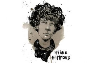 Jeremy Hammond, by Molly Crabapple