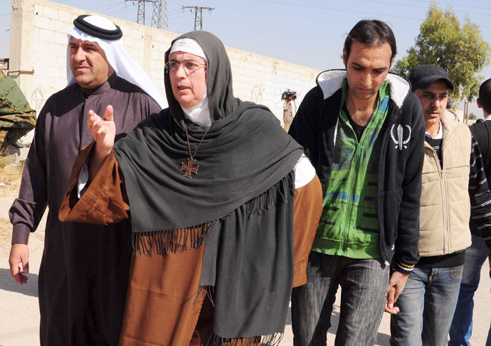 TRANSCEND MEDIA SERVICE » Mother Agnes and the 'Liberal ...