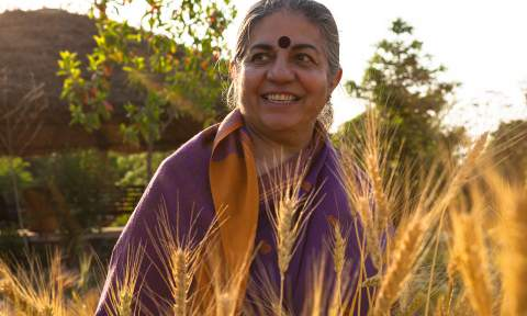 Prof. Vandana Shiva