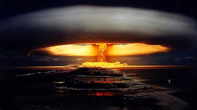 nuclear armageddon