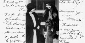 Eleanor Roosevelt & Lorena Hickok