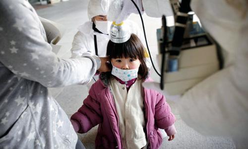 fukushima children
