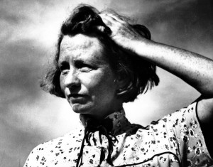 This is a 1937 photo of Pulitzer Prize-winning poet Edna St. Vincent Millay.  (AP Photo)