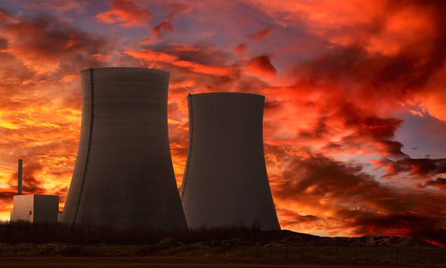 The technology known as nuclear power today is a lumbering giant utterly dependent on state-based largesse for its existence. Photo courtesy of Shutterstock