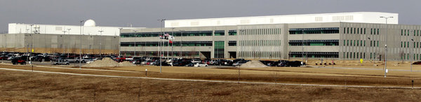 The new National Security Campus in Kansas City, Mo. Credit The Kansas City Star