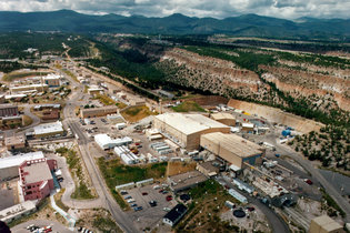 Los Alamos National Laboratory in New Mexico. Credit Albuquerque Journal, via Associated Press