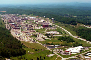 The Y-12 National Security Complex in Oak Ridge, Tenn. Credit National Nuclear Security Administration, via Reuters