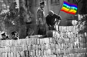 Berlin, 1961 (photomontage)