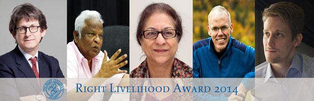 hith livelihood awards 2014
