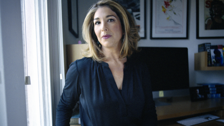 Naomi Klein Photo: Christopher Wahl