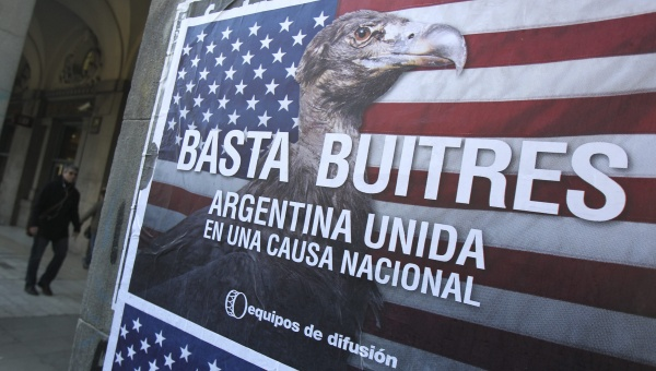 vultures fondos buitres argentina