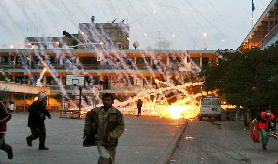 whitephosphorous.jpg. palestine israel gaza arms lab