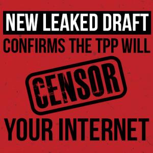 NewLeakedDraft_TPP wikileaks internet censorship