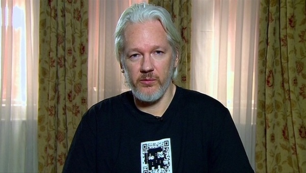 Assange rose to fame as a human rights activist and founder of WikiLeaks (Photo: EFE).
