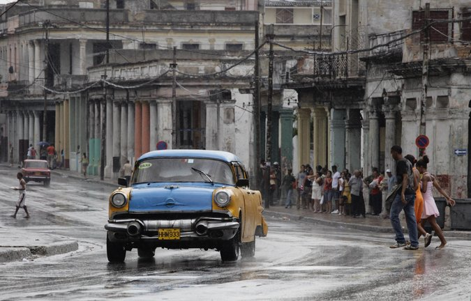 Havana in June 2011. Credit Desmond Boylan/Reuters