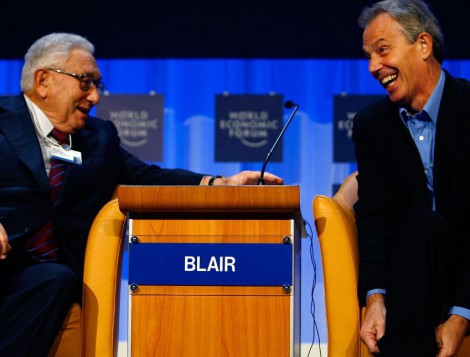 War Criminals Reunion