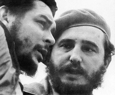 Che Guevara and Fidel Castro, 1960
