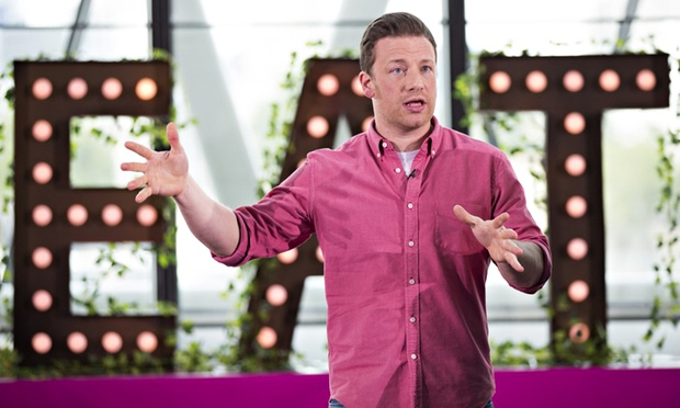 World Freerunning champion, Tim Shieff has worked with Jamie Oliver to create vegan recipes for Oliver's YouTube channel. Photograph: Tristan Fewings/Getty Images