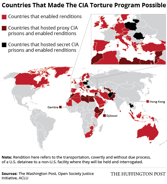 TortureCountries5 cia report