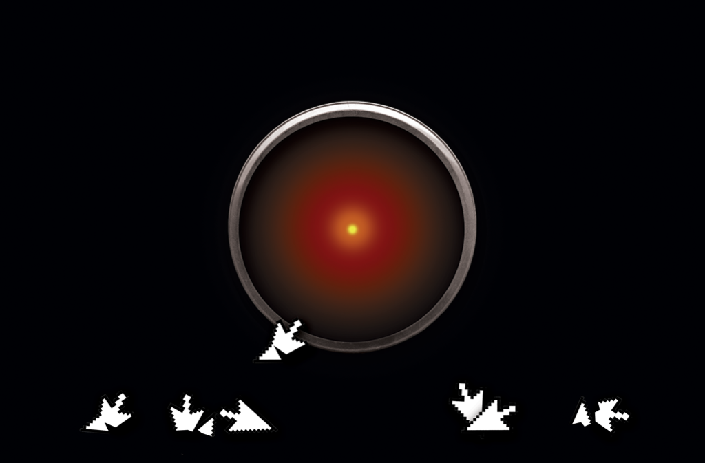 If your com- puter decides it can't let you do some- thing, you'll certainly want to drag that HAL9000 .exe file to the trash. Matt Dorfman