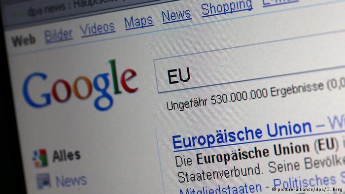 google eu breakup