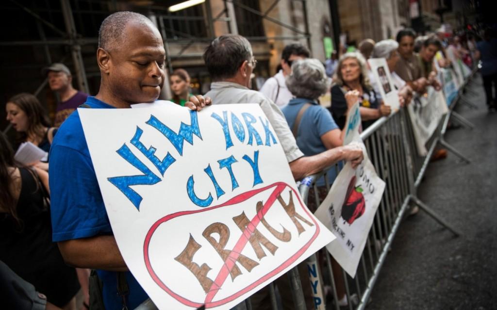 new york fracking ban