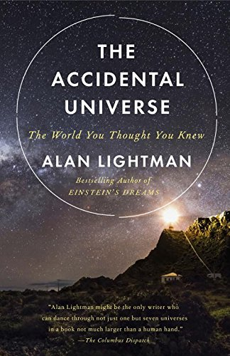 Watch Alan Lightman's SFI lecture on 'The World You Thought You Knew'