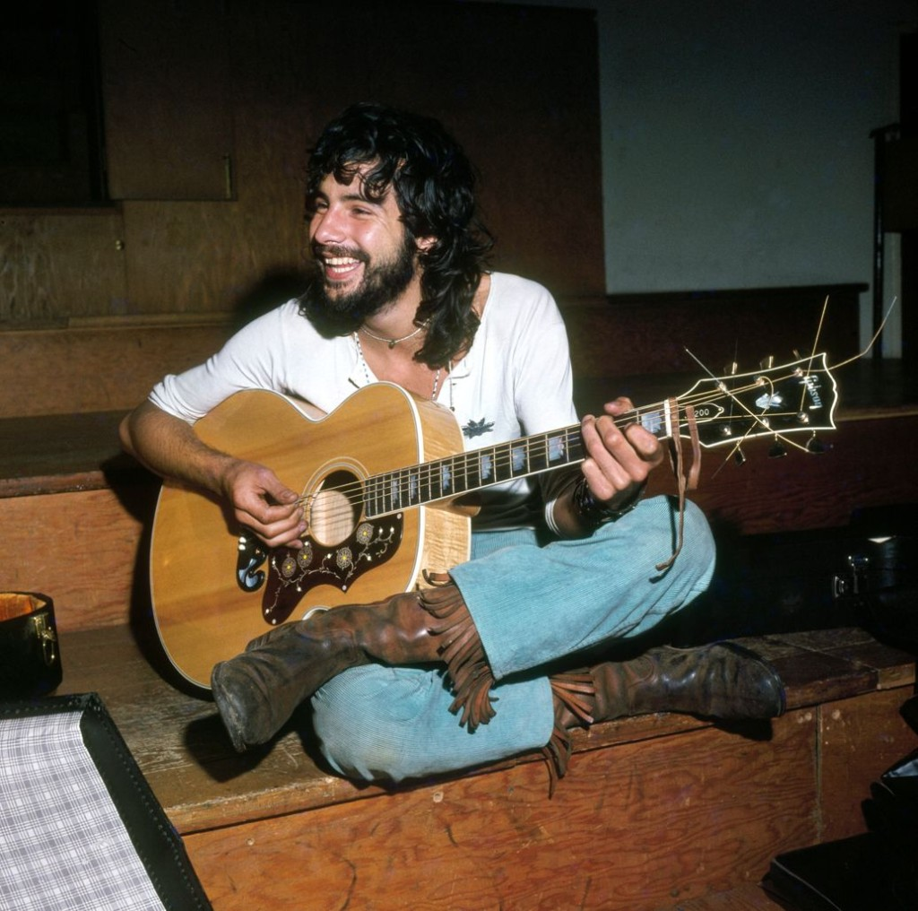 Yusuf Islam in 1975. George Wilkes/Hulton Archive/Getty Images