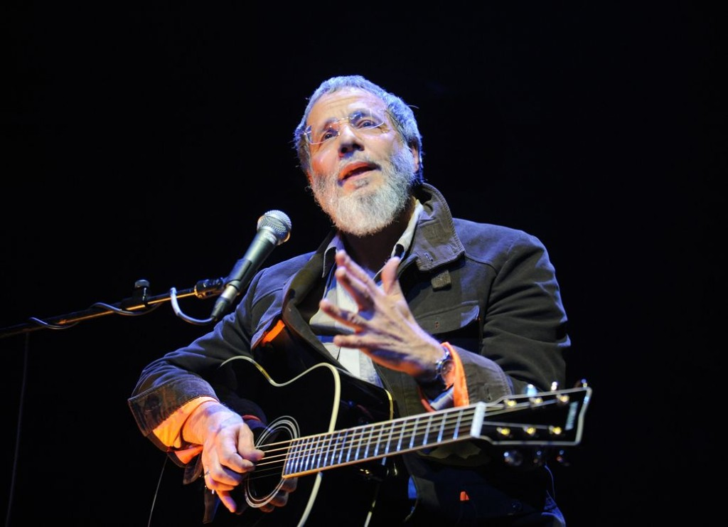 Yusuf Islam playing in London in 2009. Samir Hussein/Getty Images