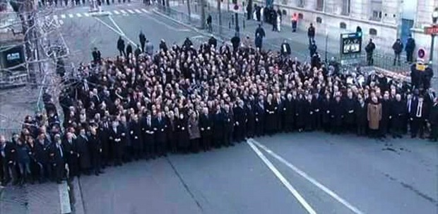 charlie cartoon antisemit islamophobe speech paris march