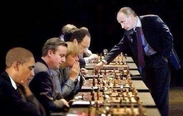 putin chess europe usa russia