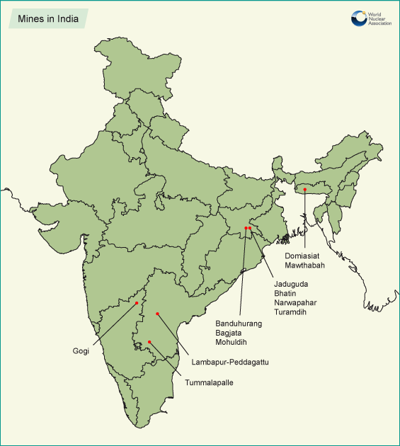 uranium mines_in_india nuclear energy