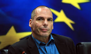 Yanis Varoufakis, Greek  Finance Minister