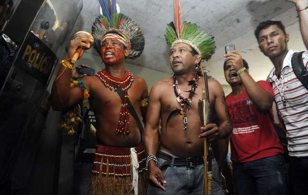 Tribes across Brazil have secured a historic victory for their lands and futures. © Agência Brasil