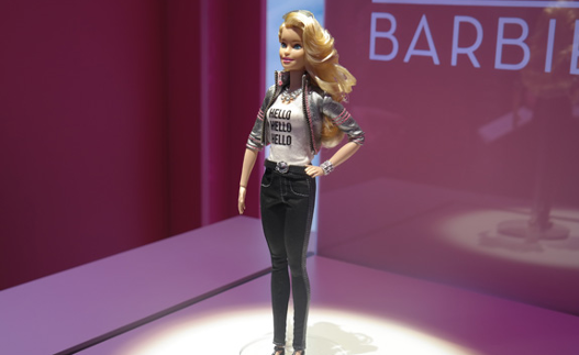 Hello Barbie: Reporting for Duty