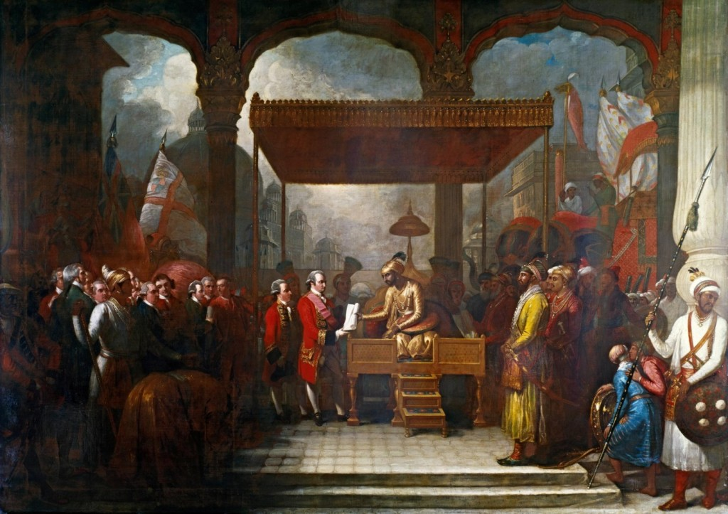 the history of the british east india company The british east india company maintained an armed force large and competent enough to subdue and control mughal india, but just how large was it how comparable was it to contemporary national mil.