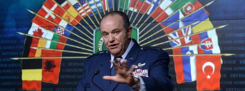 Top NATO commander General Philip Breedlove has raised hackles in Germany with his public statements about the Ukraine crisis.