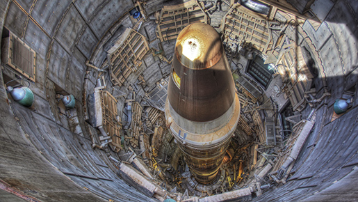 Due to, among other things, modernization, nuclear disarmament has receded further on the horizon than ever. (Photo: Steve Jurveston / Wikimedia Commons)