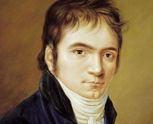 Beethoven in 1803, painted by Christian Horneman (Photo: WikiCommons)